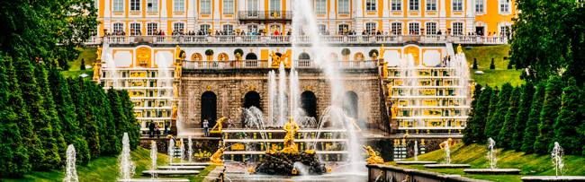 German Peterhof - 3 hours