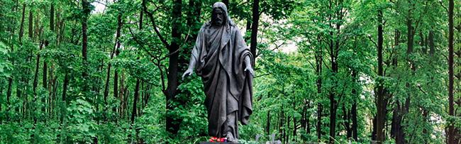 Volkov Lutheran Cemetery - 2 hours
